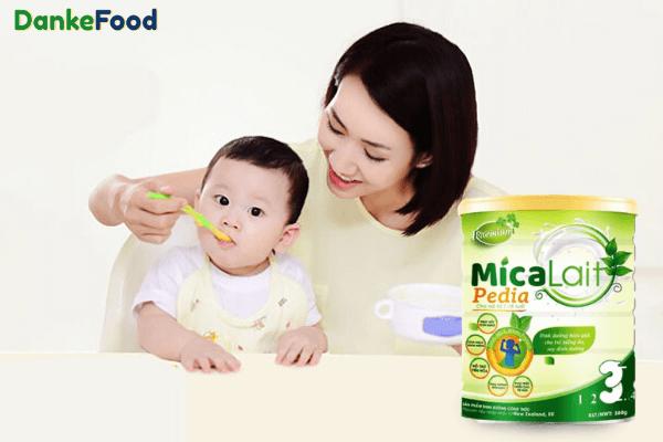 sữa nào giúp bé tăng cân nhanh nhất, sữa giúp bé tăng cân tốt, sữa tăng cân cho bé, sua tang can cho tre