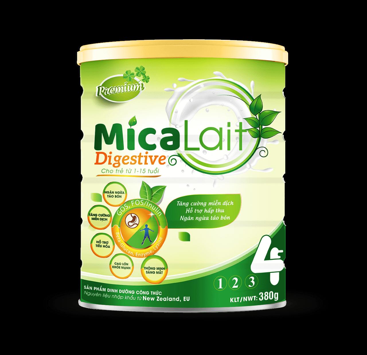 Sữa Micalait Degestive