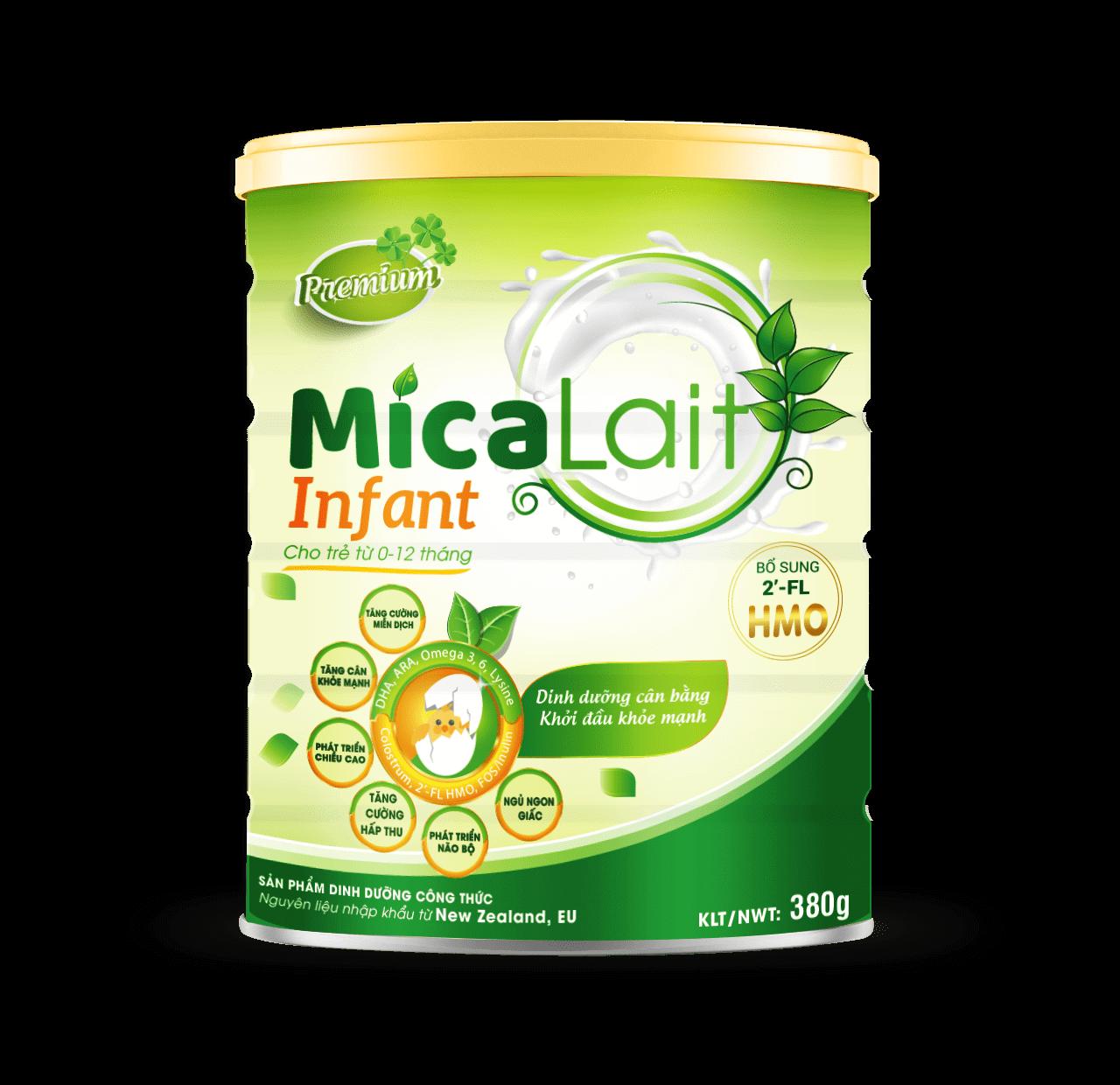 Sữa Micalait Infant
