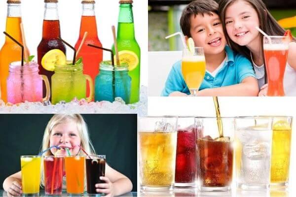 thực phẩm gây táo bón cho trẻ