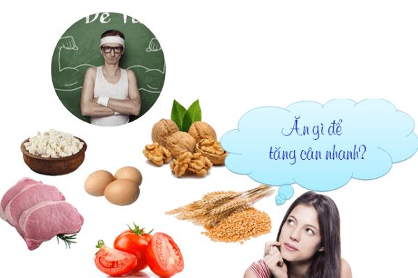 ăn gì để tăng cân an toàn, món ăn tăng cân cho người gầy, bữa sáng nên ăn gì để tăng cân, những thức ăn giúp tăng cân nhanh, những thức ăn khuya giúp tăng cân, những món ăn đêm để tăng cân