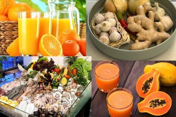 ăn gì tăng sức đề kháng, cách tăng sức đề kháng, tăng sức đề kháng, virus corona, vi rút corona, thực phẩm tăng sức đề kháng