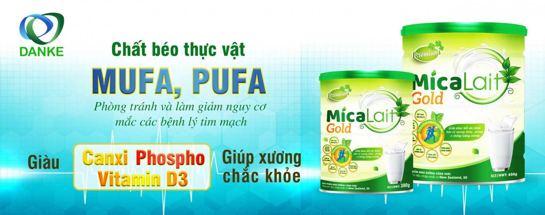 sữa Micalait Gold