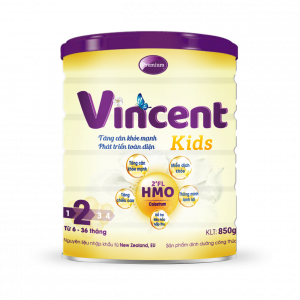 sữa vincent kids