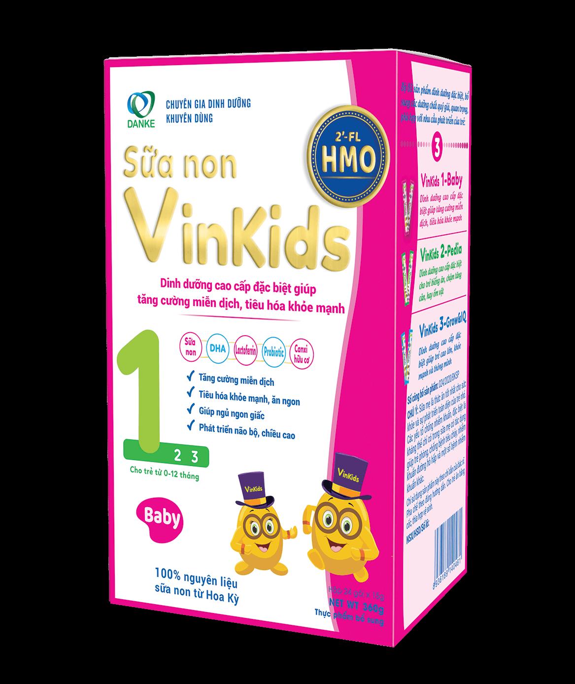 Vinkids Số 1 Baby