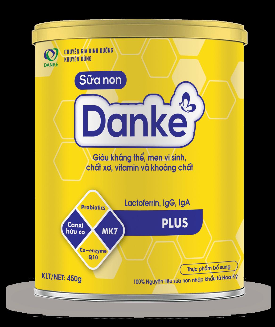 Sữa non Danke Plus